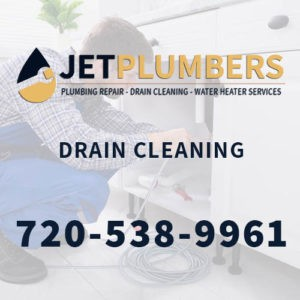 Drain Cleaning Arvada CO