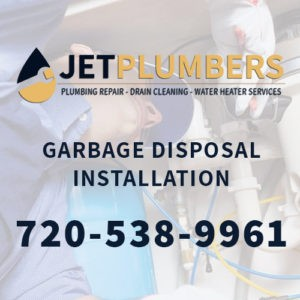 Garbage Disposal Repair Arvada CO