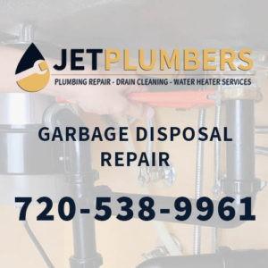 Garbage Disposal Repair Arvada CO