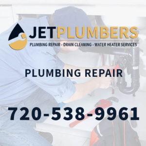 Plumbing Repair Arvada CO