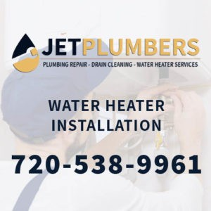 Water Heater Installation Arvada CO