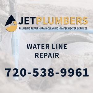 Water Line Repair Arvada CO